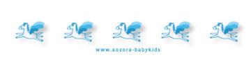 ロジデザイン制作実績|ロゴデザイン|あおぞら赤ちゃんクリニック